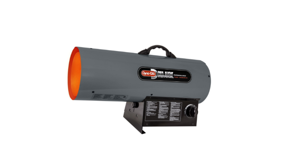 Dyna-Glo RMC-FA60DGD Propane Torpedo Heater Review
