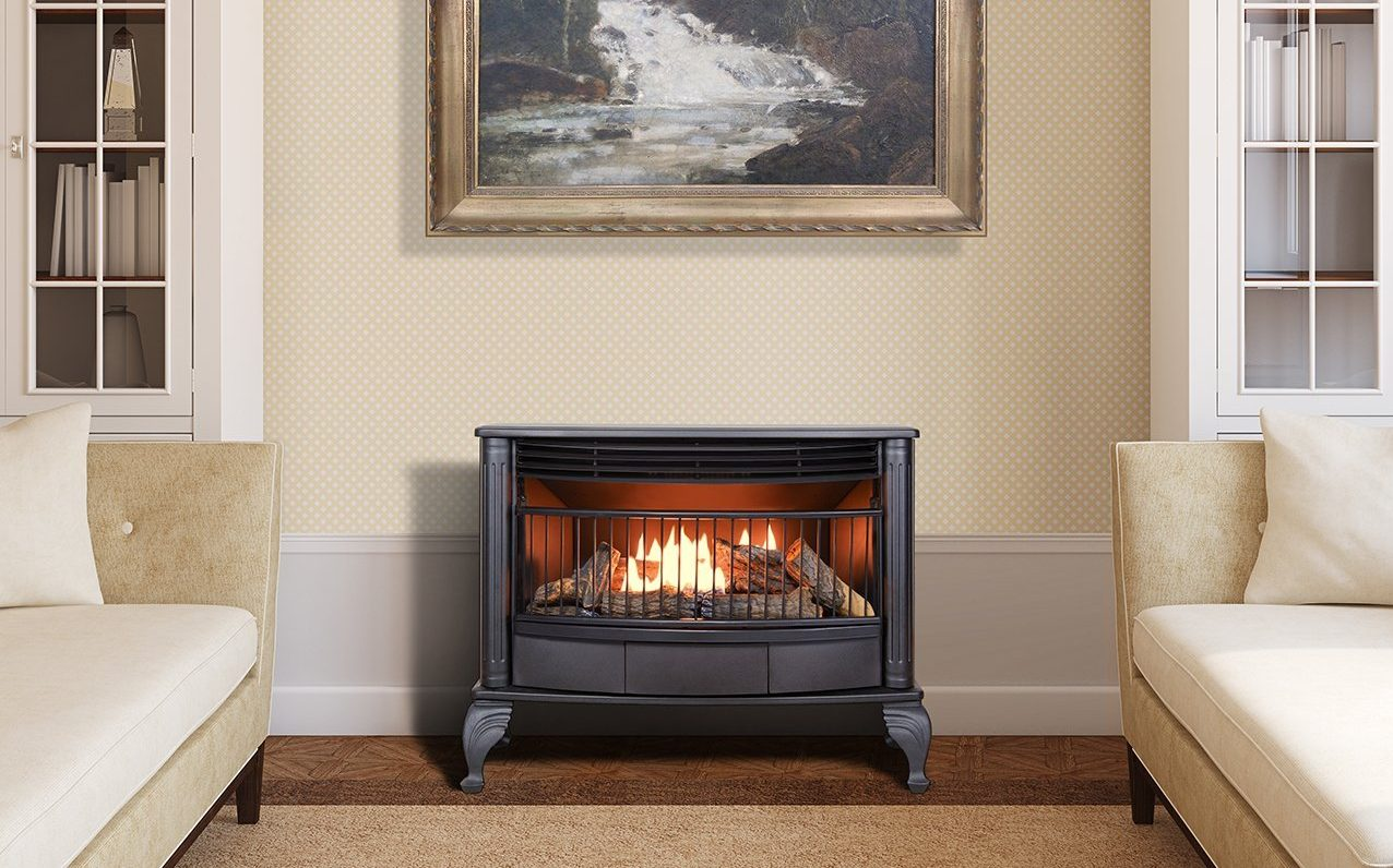 The Best Freestanding Gas Fireplaces