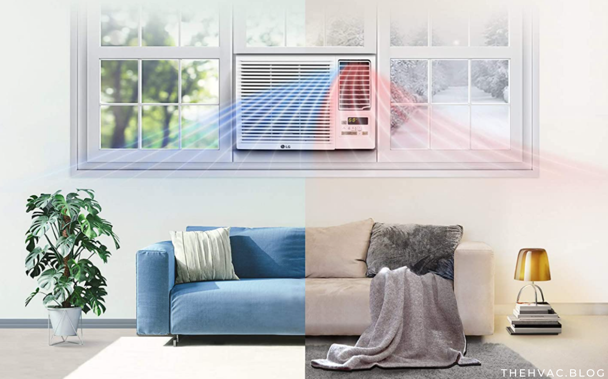 The Best Window Air Conditioners with Heat